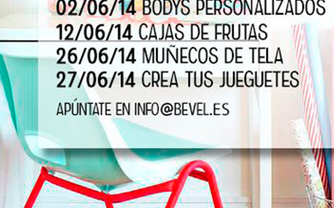 Talleres creativos DIY Pack junio
