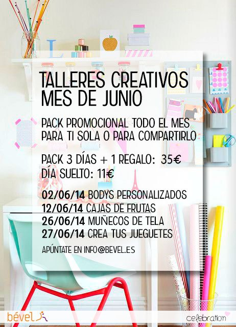 Talleres creativos diy do it yourself bevel talleres creativos diy pack promocional solutioingenieria Images