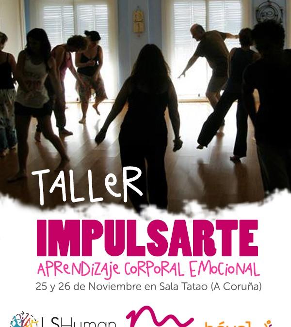 Impulsarte: Taller de Aprendizaje Corporal Emocional