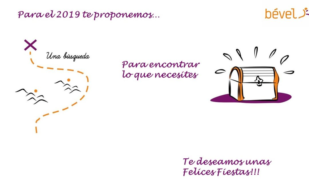 Bével te desea unas Felices Fiestas!!!