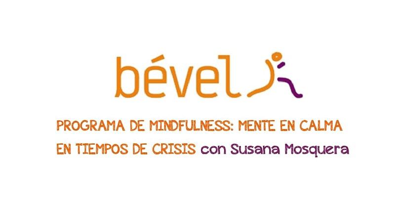 """Inscríbete en nuestro curso """"Mindfulness: mente en calma en tiempos de crisis"""""""